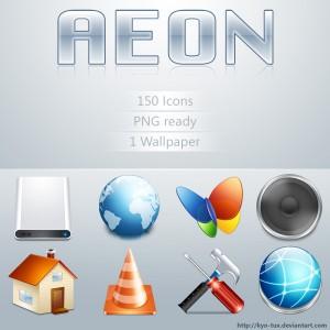 Kostenlose Icons -AEON