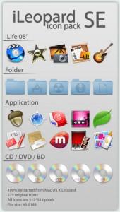 Gratis Icons - OSX Leopard