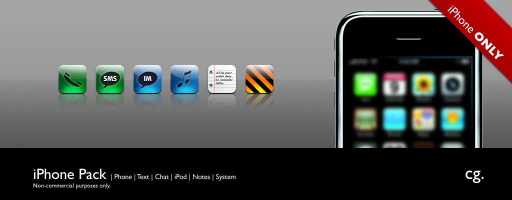 Kostenlose iPhone Icons
