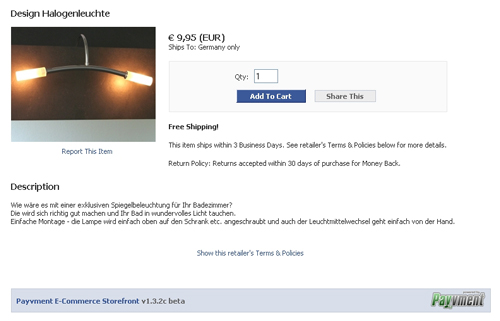 onlineshop-facebook-payvment