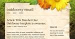 Kostenlose Newsletter Templates