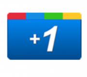 Google +1 Button