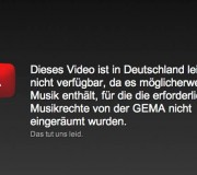GEMA vs. YouTube