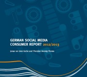 Social Media Verbraucher Report Deutschland 2012
