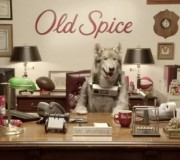Old Spice Social Media Kampagne - Meet the wolfdog
