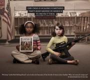 Aktion für schärferes Waffengesetz in den USA