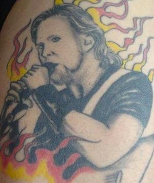 Schlechtesten Rock Tattoos - Metallica