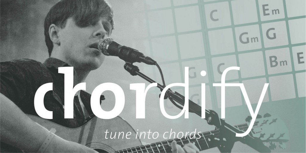 Chordify - Akkorde von Songs auslesen
